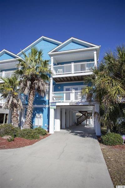 Garden City Beach Single Family Home For Sale: 142-B Seabreeze Dr.