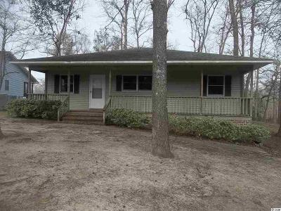Georgetown Single Family Home For Sale: 74 Yauhanna Lake Dr.