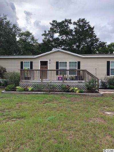 Single Family Home For Sale: 5084 Wesley Rd.