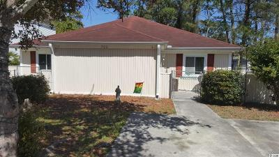 North Myrtle Beach Multi Family Home For Sale: 700 23rd Ave. S