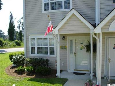North Myrtle Beach Condo/Townhouse Active-Pend. Cntgt. On Financi: 705 1st Ave. S #35-A