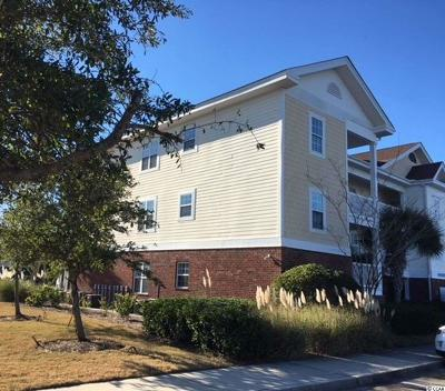 North Myrtle Beach Condo/Townhouse For Sale: 6203 Catalina Dr. #431