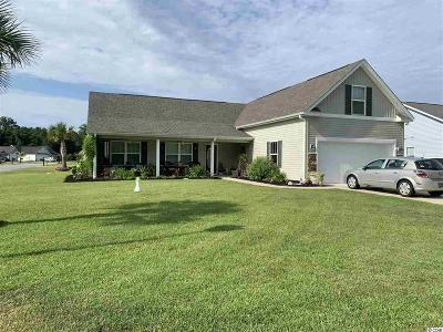 Myrtle Beach SC Single Family Home For Sale: $293,499