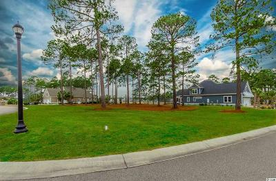 Georgetown County, Horry County Residential Lots & Land For Sale: 1081 Fiddleway Way