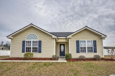 Conway Single Family Home For Sale: 2816 Green Pond Circle