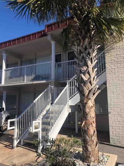North Myrtle Beach Condo/Townhouse Active-Pending Sale - Cash Ter: 2202 Perrin Dr. #9