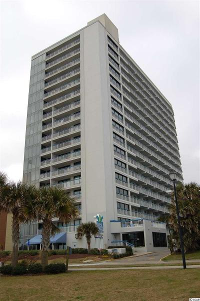 Condo/Townhouse For Sale: 5511 North Ocean Blvd. #901
