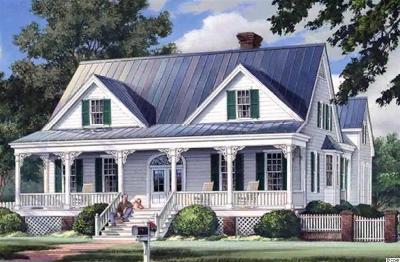 Georgetown Single Family Home For Sale: Tbd Woodstork Ln.