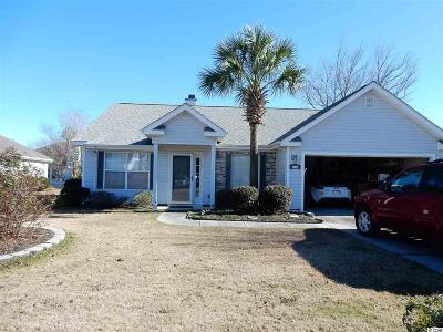 Myrtle Beach Single Family Home For Sale: 4064 Grousewood Dr.