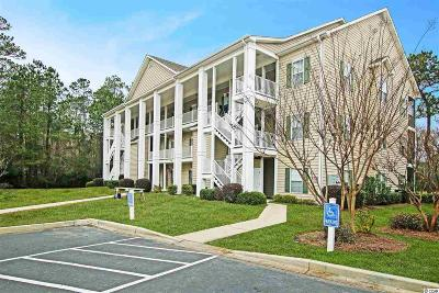 Murrells Inlet Condo/Townhouse For Sale: 5864 Longwood Dr. #6-104