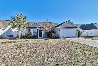 Myrtle Beach Single Family Home For Sale: 465 Barton Loop