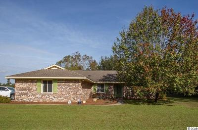 Conway SC Single Family Home For Sale: $210,000
