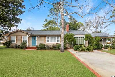 Myrtle Beach Single Family Home For Sale: 4601 Camellia Dr.