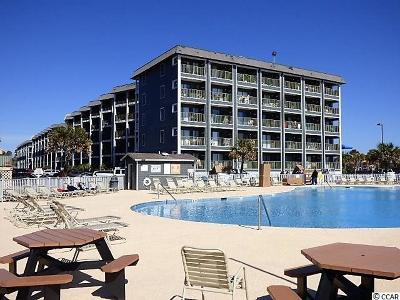 Myrtle Beach Condo/Townhouse For Sale: 5905 S Kings Hwy. #A - 249