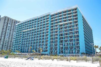 Myrtle Beach Condo/Townhouse For Sale: 1501 Ocean Blvd. S #1407