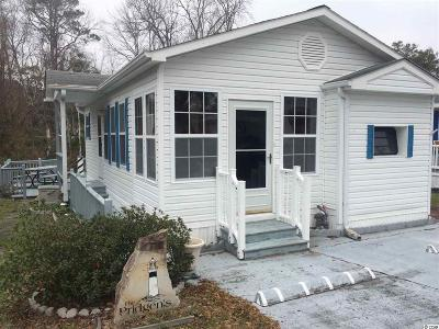 North Myrtle Beach Single Family Home For Sale: 5400 Little River Neck Rd.
