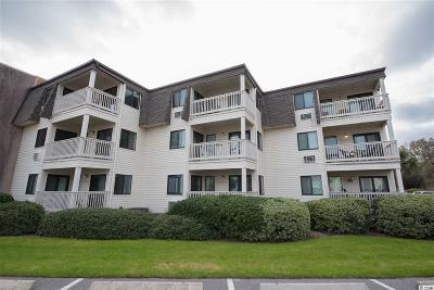 Myrtle Beach Condo/Townhouse For Sale: 5601 N Ocean Blvd. #302B