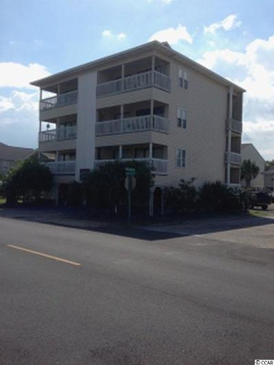 Surfside Beach Multi Family Home Active Under Contract: 120 N Ocean Blvd.