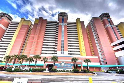 North Myrtle Beach Condo/Townhouse For Sale: 2701 S Ocean Blvd. #1835