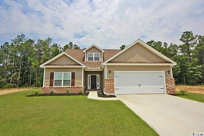 Conway SC Single Family Home For Sale: $235,990