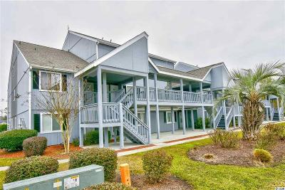 Surfside Beach Condo/Townhouse For Sale: 1930 Bent Grass Dr. #40-F