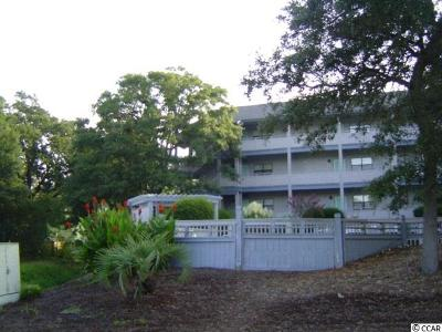 Surfside Beach Condo/Townhouse For Sale: 310 5th Ave. N #202