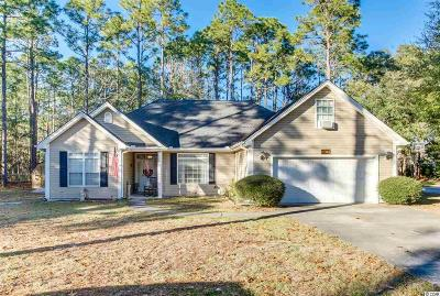 Georgetown County, Horry County Single Family Home For Sale: 130 Greenfield Rd.
