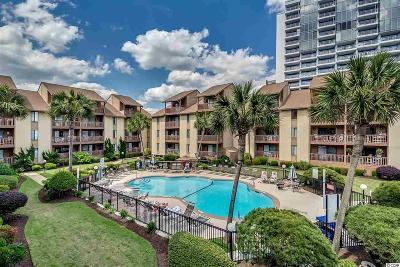 Myrtle Beach Condo/Townhouse For Sale: 5507 N Ocean Blvd. #309