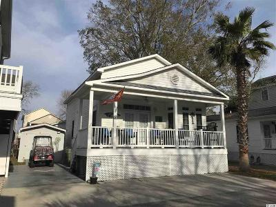 Myrtle Beach Single Family Home For Sale: 6001 - P22 S Kings Hwy.