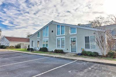 North Myrtle Beach Condo/Townhouse For Sale: 800 9th Ave. S #B-4