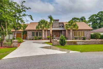 Georgetown County, Horry County Single Family Home For Sale: 1401 Golfview Dr.