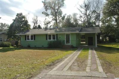 Myrtle Beach Single Family Home For Sale: 805 44th Ave. N