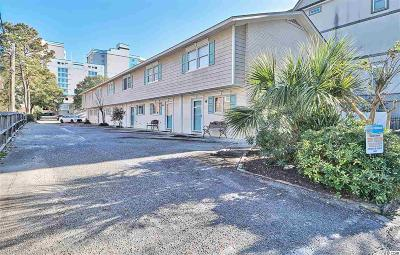 Myrtle Beach Condo/Townhouse For Sale: 215 N 76th Ave. N #F