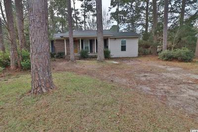 Myrtle Beach Single Family Home For Sale: 4335 Pine Ln.