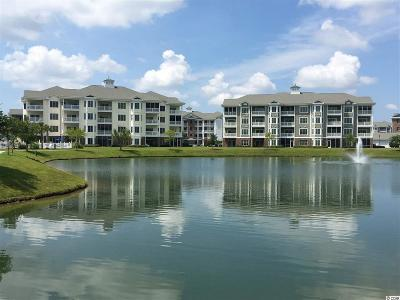 Myrtle Beach Condo/Townhouse For Sale: 4820 Magnolia Lake Dr. #402