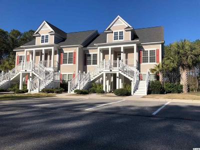 Murrells Inlet Condo/Townhouse For Sale: 101 Old Course Rd. #D
