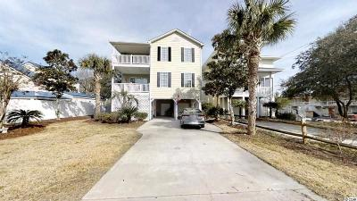 North Myrtle Beach Single Family Home For Sale: 302 S 14th Ave. S