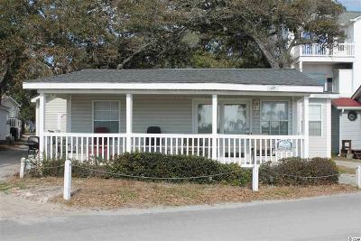 Myrtle Beach Single Family Home For Sale: 6001-L27 S Kings Hwy.