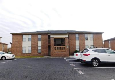 Myrtle Beach Condo/Townhouse Active-Pend. Cntgt. On Financi: 2005 Greens Blvd. #C-107