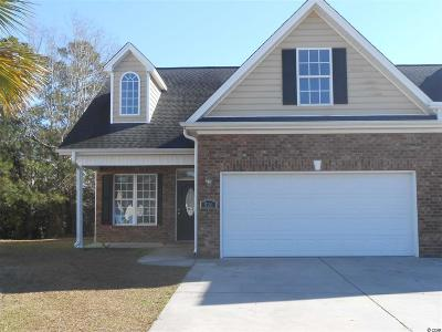 Myrtle Beach Single Family Home For Sale: 526 Cottage Oaks Circle
