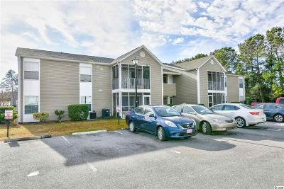 Surfside Beach Condo/Townhouse For Sale: 1925 Bent Grass Dr. #H