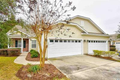 Pawleys Island Condo/Townhouse For Sale: 125 Knights Circle #1