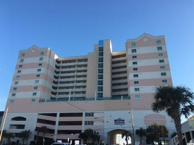 North Myrtle Beach Condo/Townhouse For Sale: 5700 N Ocean Blvd. #1009