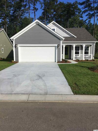 Myrtle Beach Single Family Home Active-Pend. Cntgt. On Financi: 309 Cardita Loop