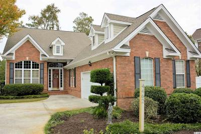 Murrells Inlet Single Family Home For Sale: 4462 Maypop Trail