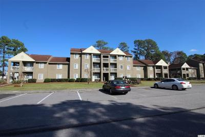Conway Condo/Townhouse Active-Pend. Cntgt. On Financi: 240 Myrtle Greens Dr. #J