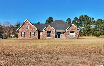 Loris Single Family Home Active Under Contract: 1319 Clearview Ct.