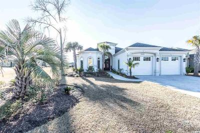 Myrtle Beach SC Single Family Home For Sale: $529,000