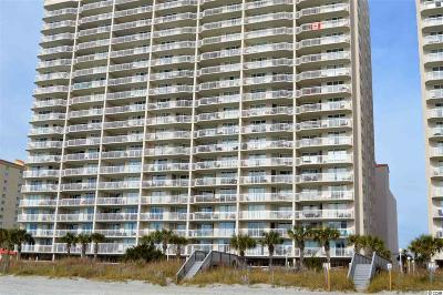 North Myrtle Beach Condo/Townhouse For Sale: 1625 S Ocean Blvd. #S510