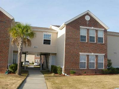 Myrtle Beach Condo/Townhouse For Sale: 3811 Maypop Circle #B